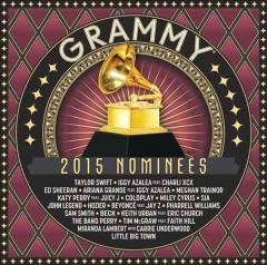 2015 grammy nominees cover art